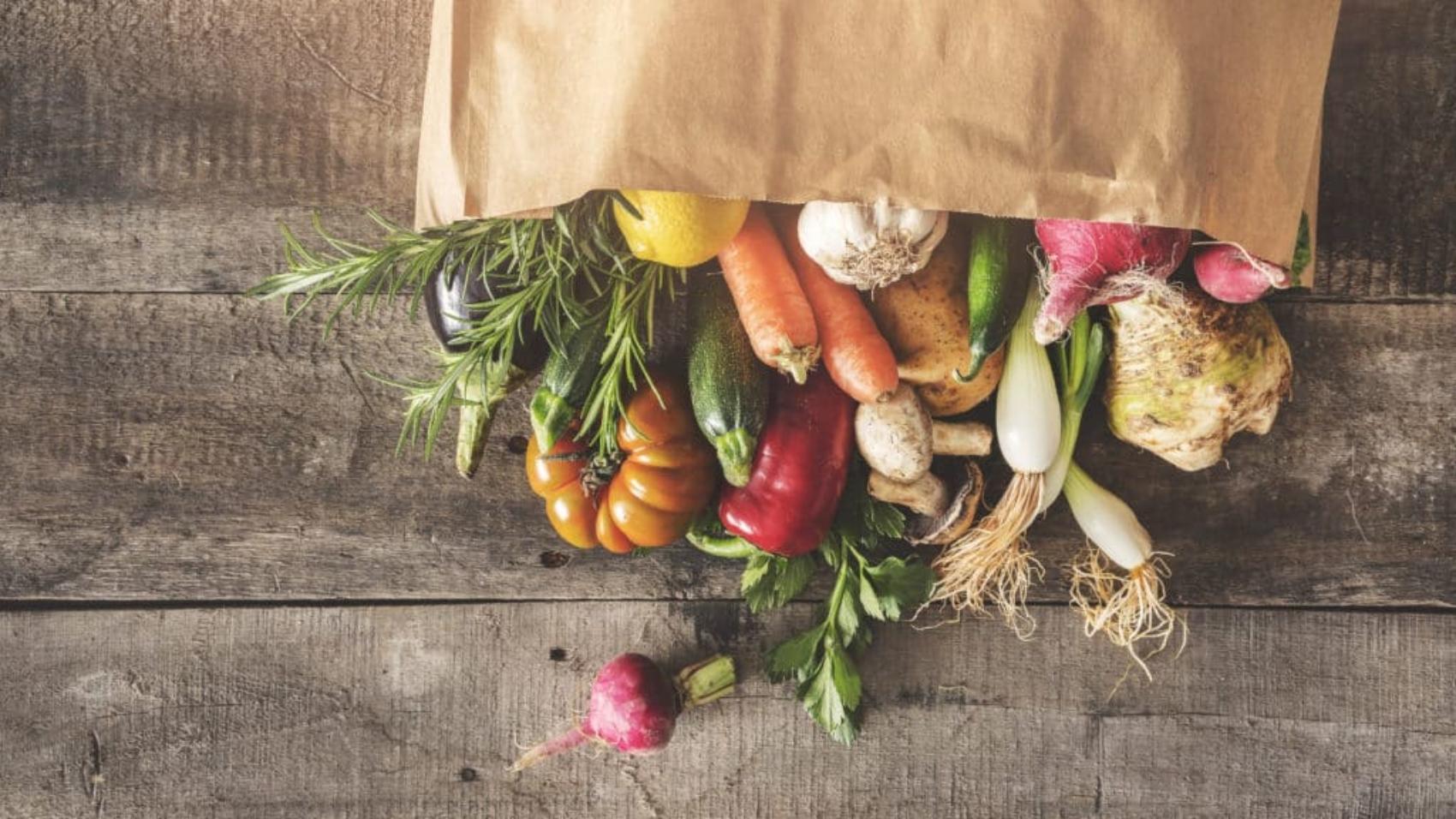 Nutrition Response Testing Vegetables
